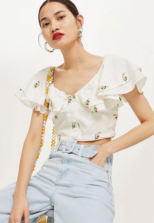 Блуза Topshop Topshop TO029EWBSAY7