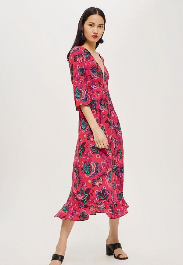 Платье Topshop Topshop TO029EWBTOU8 шорты джинсовые topshop topshop to029ewarxe9