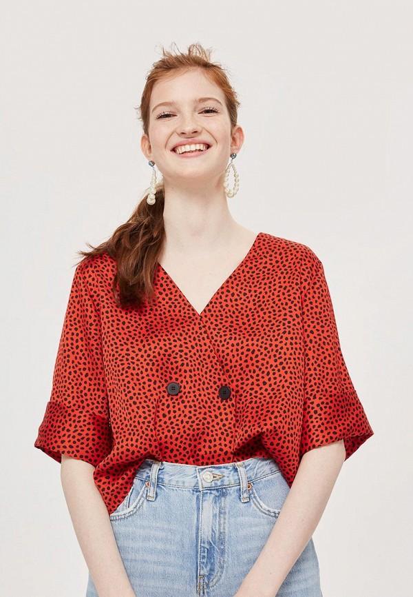 Блуза Topshop Topshop TO029EWBTOV7 блуза topshop topshop to029ewyrs04