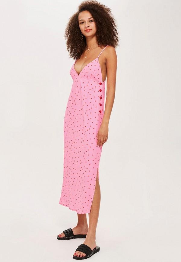 Платье Topshop Topshop TO029EWBYIR1 платье topshop topshop to029ewrmd61