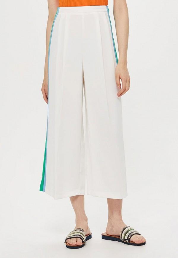 женские брюки topshop, белые