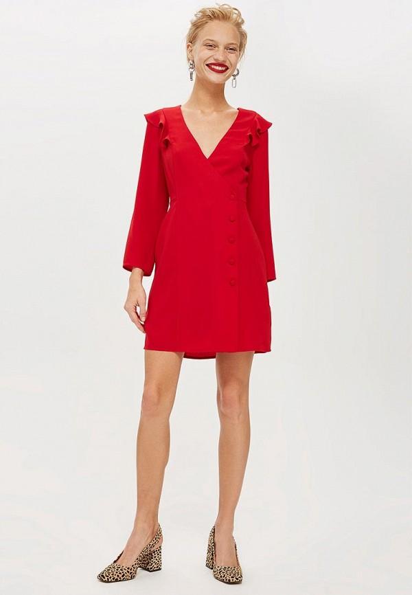 Платье Topshop Topshop TO029EWCLHL9 платье topshop topshop to029ewcuwt1
