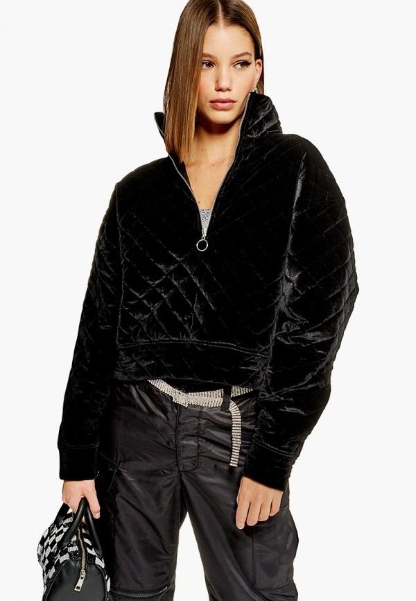 Куртка утепленная Topshop Topshop TO029EWDCIX3 короткая куртка topshop