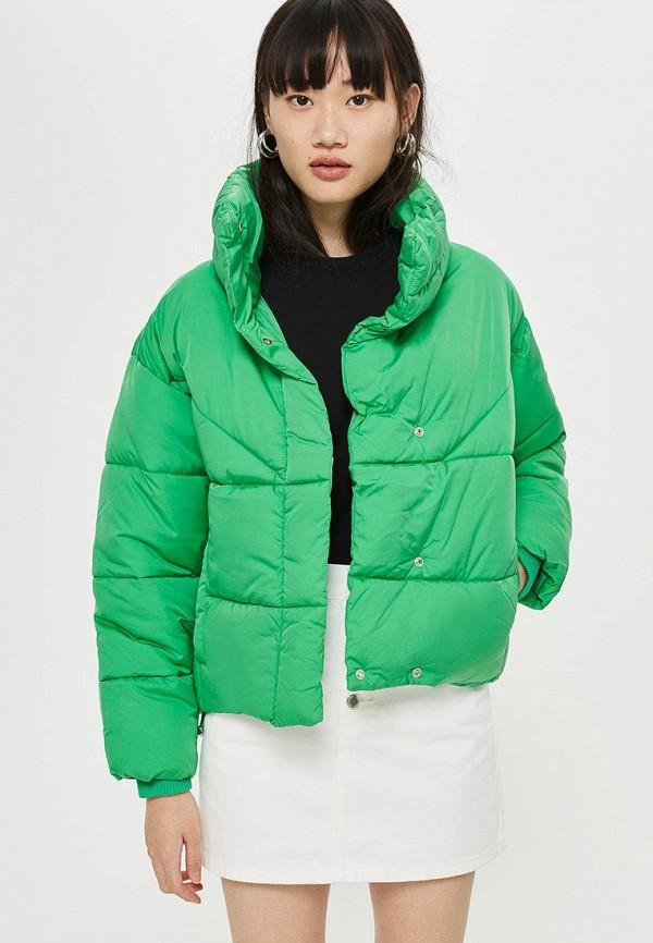 Куртка утепленная Topshop Topshop TO029EWDHOT0 куртка утепленная topshop topshop to029ewdiqj8