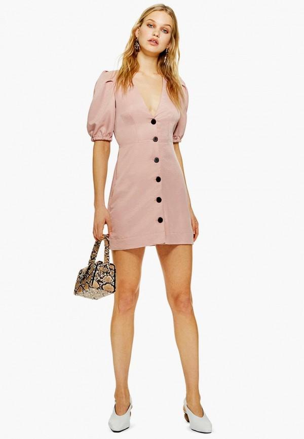 Платье Topshop Topshop TO029EWDKLH9 платье topshop topshop to029ewbsay2