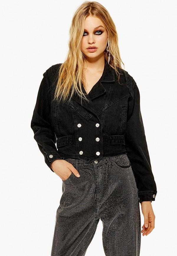 Куртка джинсовая Topshop Topshop TO029EWDMPB2