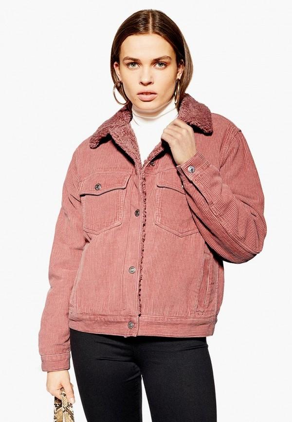 Куртка утепленная Topshop Topshop TO029EWDMPB3