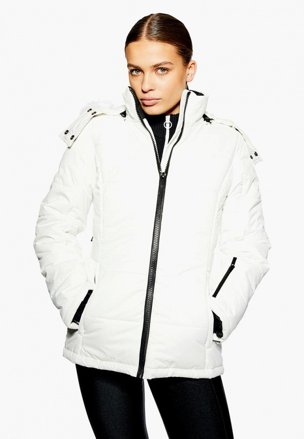 Куртка утепленная Topshop Topshop TO029EWDMPC3 короткая куртка topshop