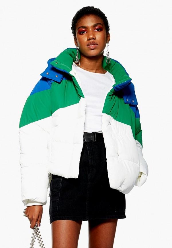Куртка утепленная Topshop Topshop TO029EWDNHX3 куртка утепленная topshop topshop to029ewdiqj8
