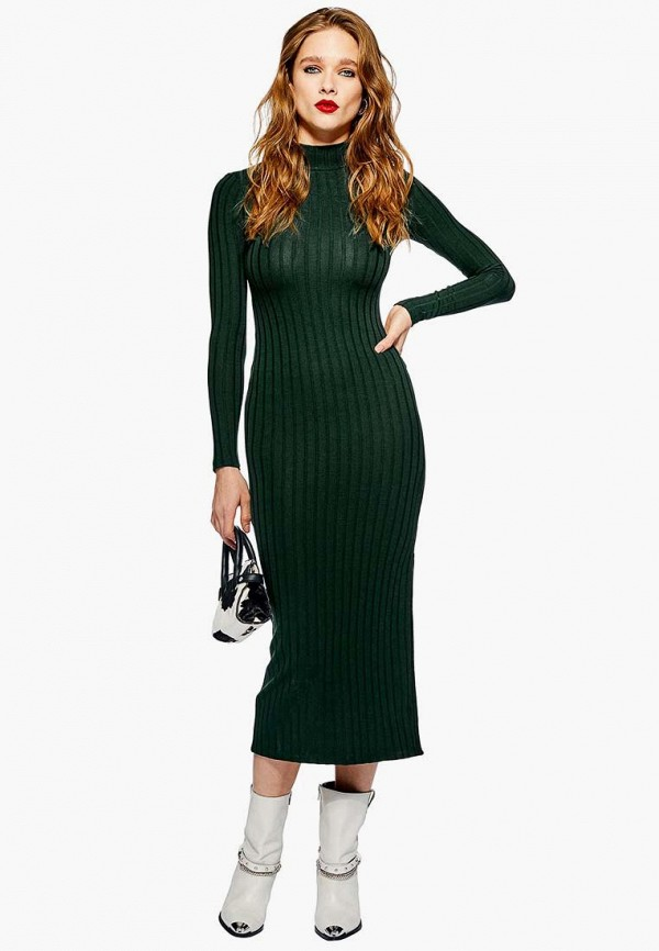 цена Платье Topshop Topshop TO029EWDTQN7