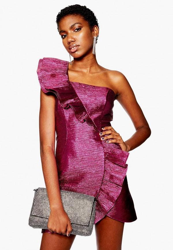 Платье Topshop Topshop TO029EWDTQN9 платье topshop topshop to029ewcuwt1
