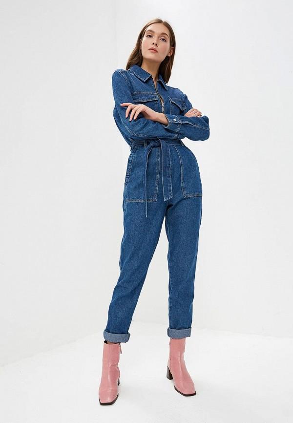 Комбинезон джинсовый Topshop Topshop TO029EWEFRG1