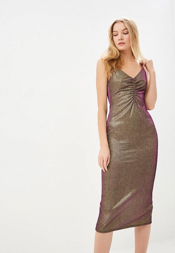 Платье Topshop Topshop TO029EWEFRJ6 цена и фото