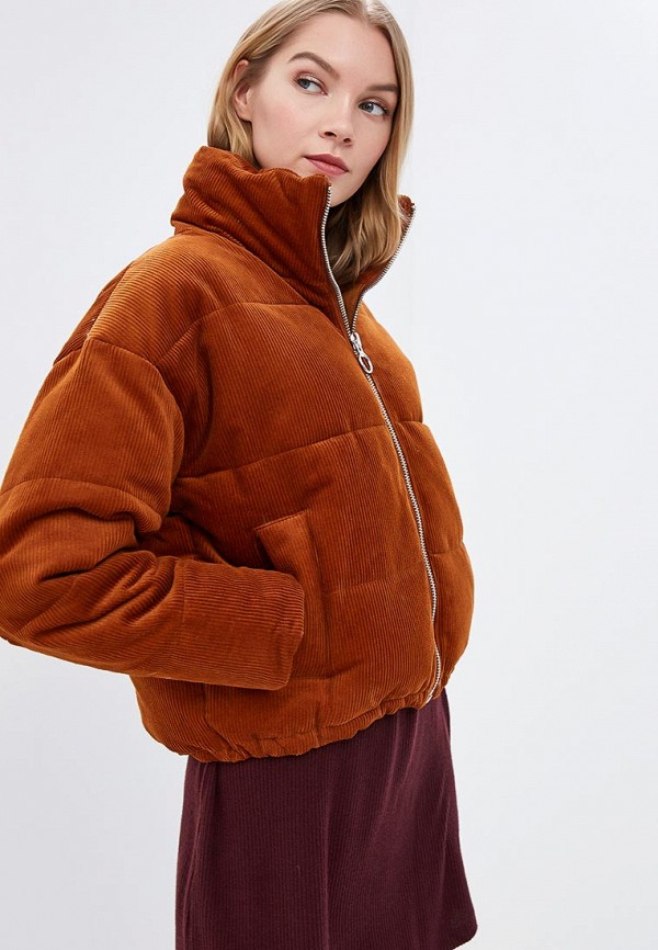 Куртка утепленная Topshop Topshop TO029EWEFRK2 куртка утепленная topshop topshop to029ewdiqj8