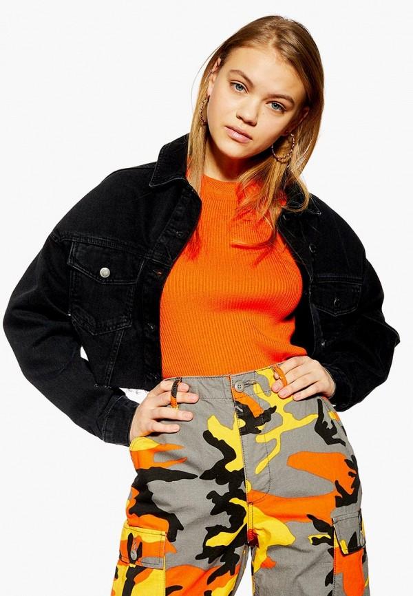 Куртка джинсовая Topshop Topshop TO029EWEIQF3