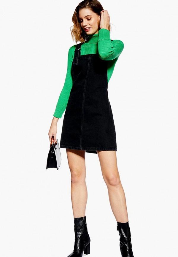Платье джинсовое Topshop Topshop TO029EWEIQF7