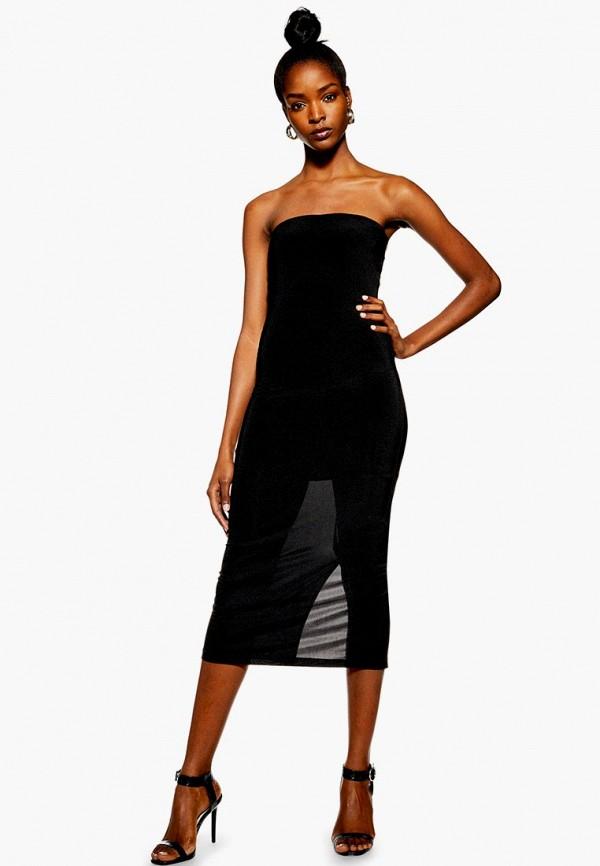 Платье Topshop Topshop TO029EWEIQG9 цены онлайн