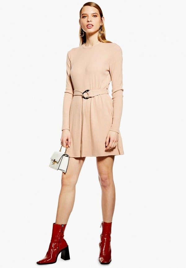 Платье Topshop Topshop TO029EWEIQH5 цены онлайн