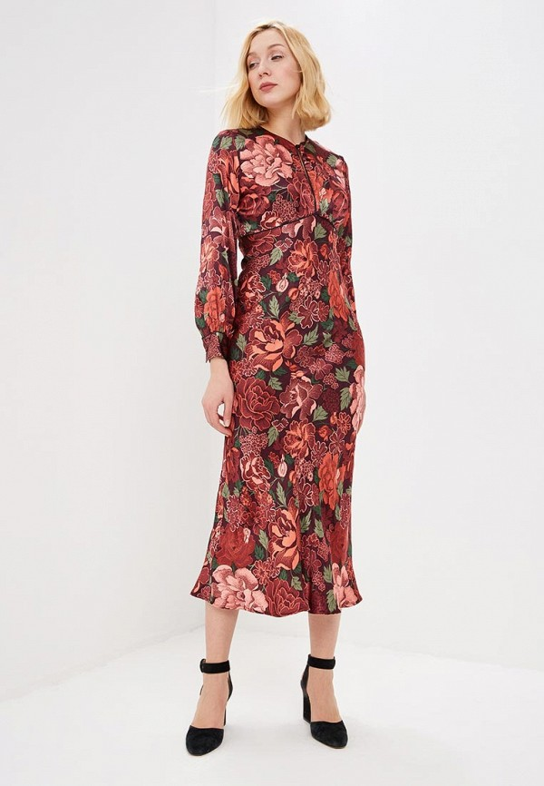 Платье Topshop Topshop TO029EWEIQH6