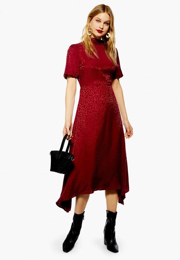 Платье Topshop Topshop TO029EWEIQI3 цена и фото