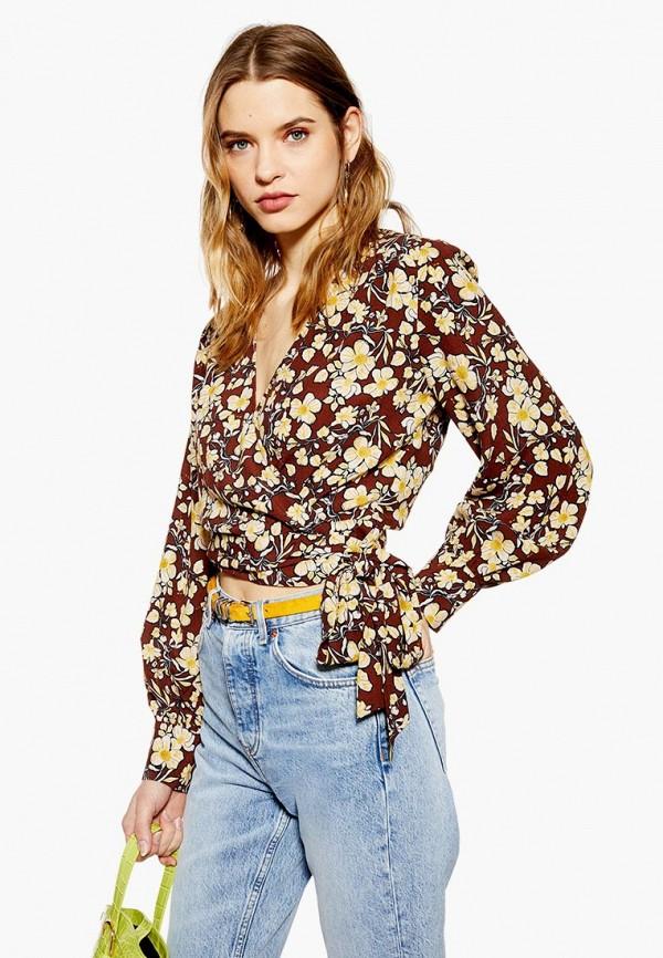 Блуза Topshop Topshop TO029EWEOQX4 блуза topshop topshop to029ewyrs04