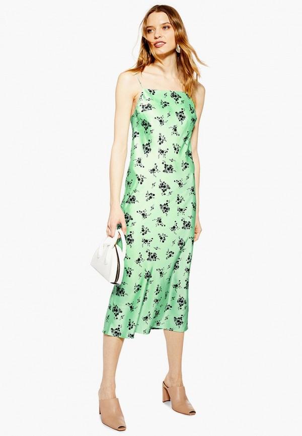Платье Topshop Topshop TO029EWESOS7 цена и фото