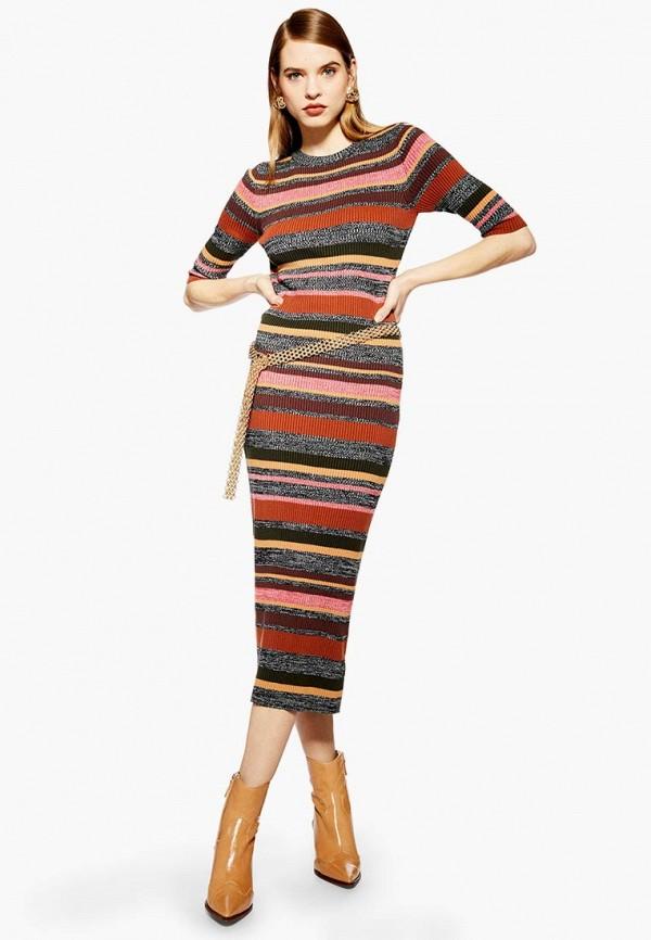 Платье Topshop Topshop TO029EWESOT5 жакет topshop topshop to029ewapsb6