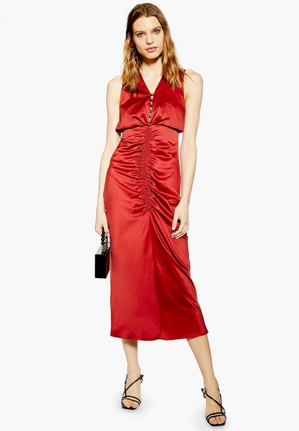 Платье Topshop Topshop TO029EWEUIY0 босоножки topshop topshop to029awfjxd2