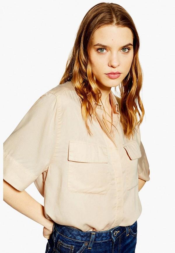 Рубашка Topshop Topshop TO029EWEUIY5 цена 2017