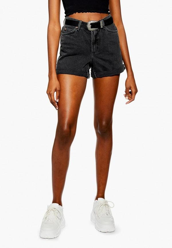 Шорты джинсовые Topshop Topshop TO029EWEXWL0 цена 2017