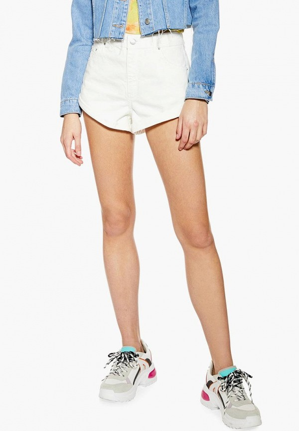 Шорты джинсовые Topshop Topshop TO029EWFAIB5 цена 2017