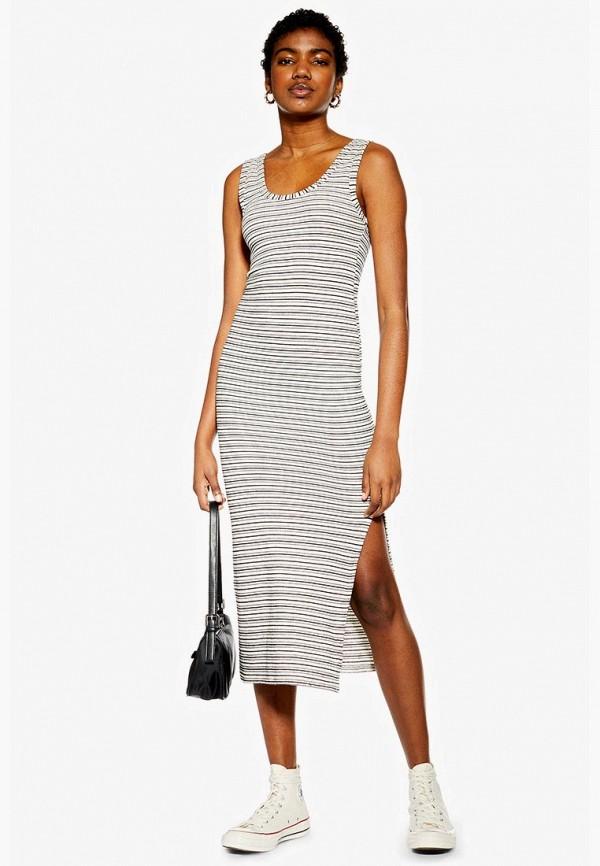 Платье Topshop Topshop TO029EWFBEB9 цена и фото