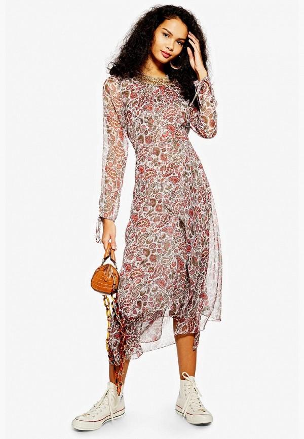 Платье Topshop Topshop TO029EWFBEC0 платье topshop topshop to029ewawjo3