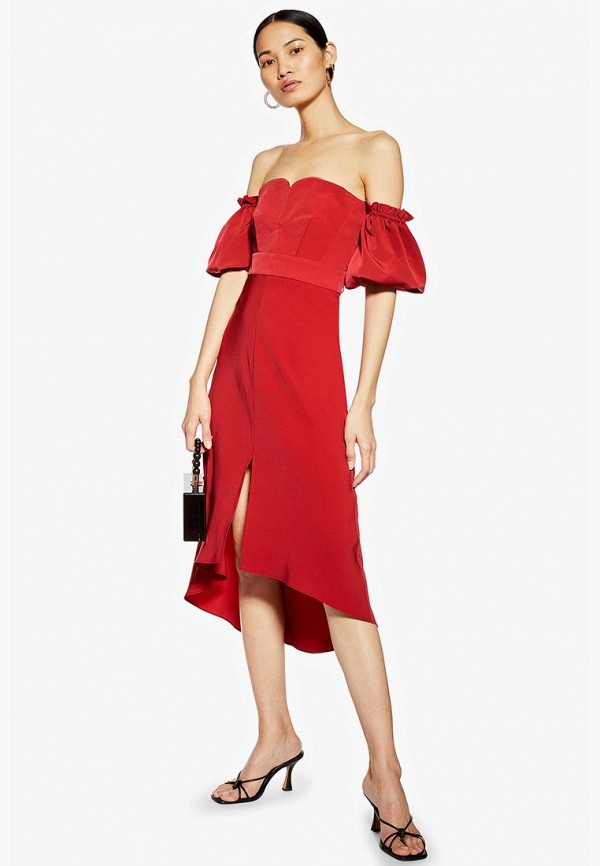 Платье Topshop Topshop TO029EWFBEC3 платье topshop topshop to029ewwsn94
