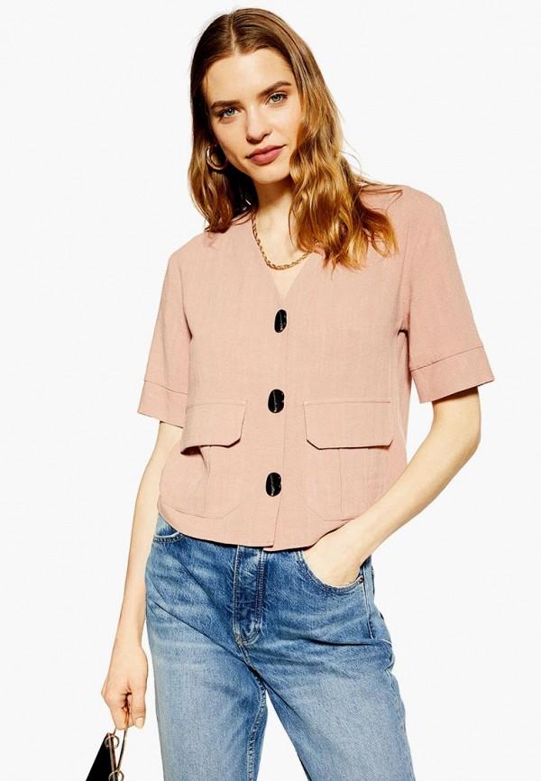 Блуза Topshop Topshop TO029EWFDVT8 блуза topshop topshop to029ewanmp0