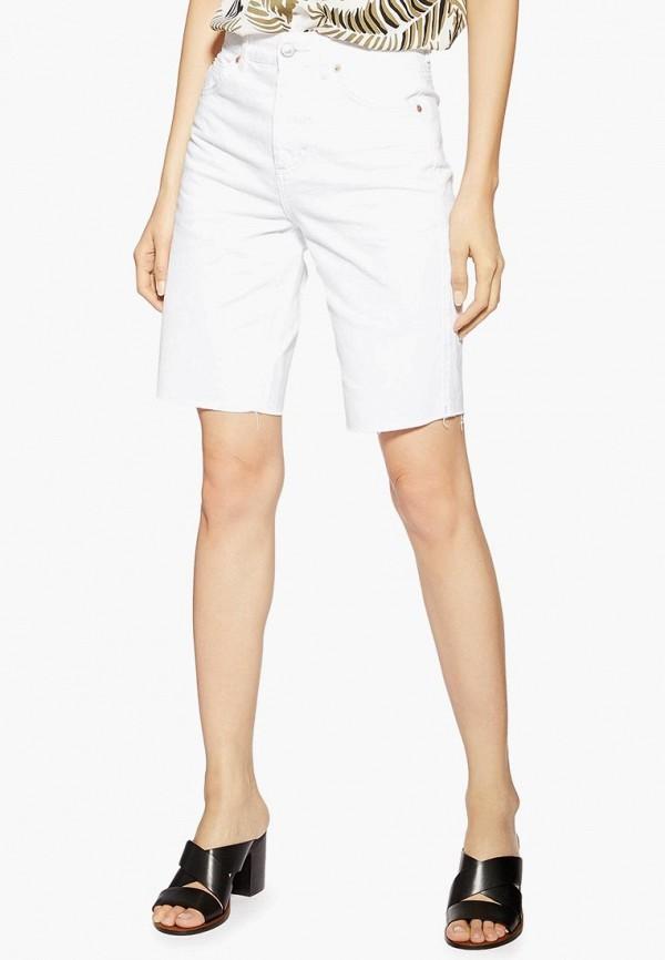 Шорты джинсовые Topshop Topshop TO029EWFHLO6 цена 2017