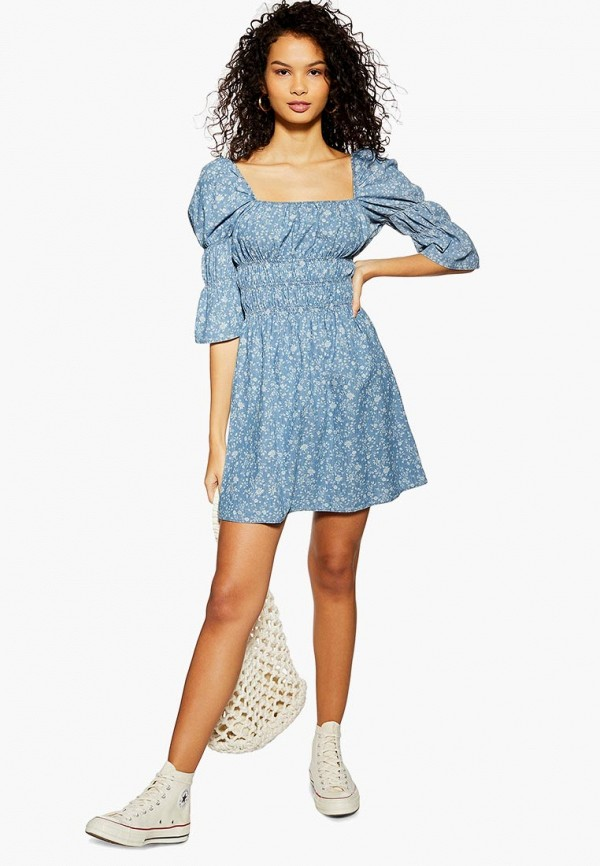 Платье Topshop Topshop TO029EWFHWH4 платье topshop topshop to029ewqth06