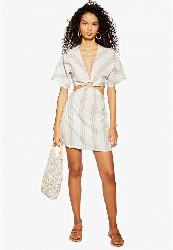 Платье пляжное Topshop Topshop TO029EWFJJQ0 jumbo squishy french fries chips slow rising