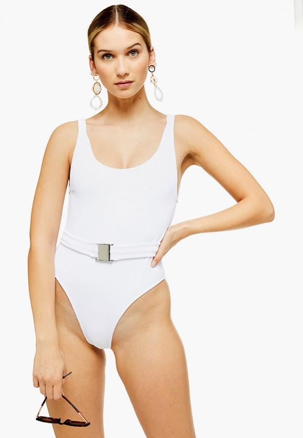 женский купальник topshop, белый