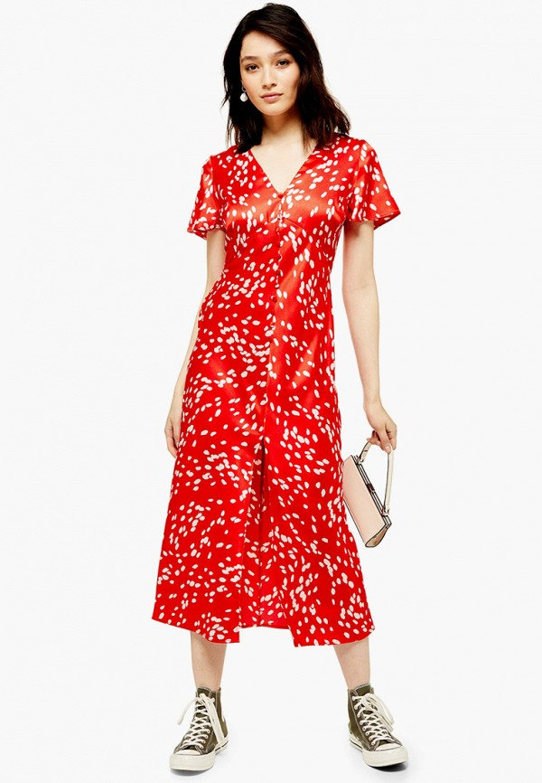Платье Topshop Topshop TO029EWFJXA8 платье topshop topshop to029ewfstv4