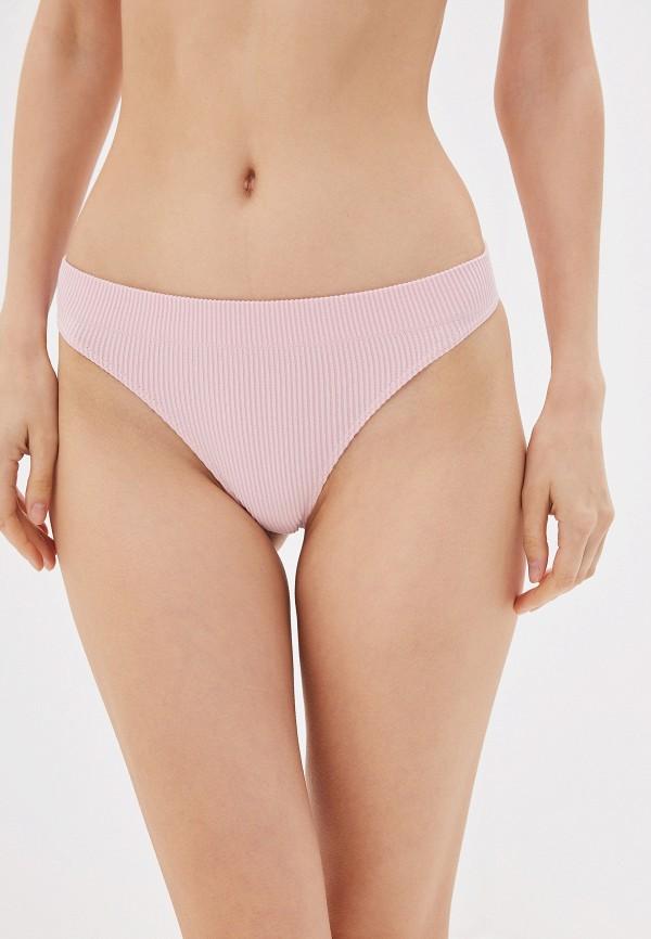 Купить женские трусы Topshop розового цвета