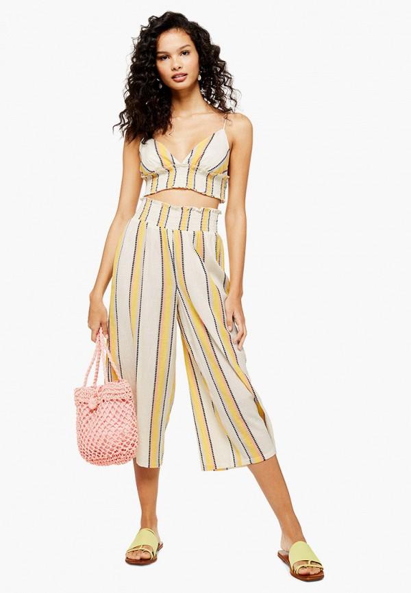 женские брюки topshop, разноцветные
