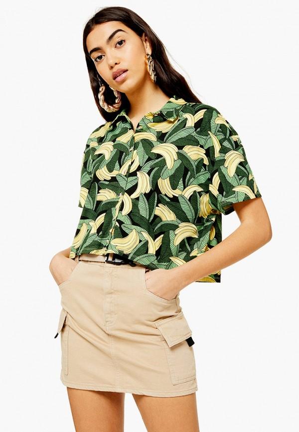 Рубашка Topshop Topshop TO029EWFOFH6 рубашка topshop topshop to029ewaltm3
