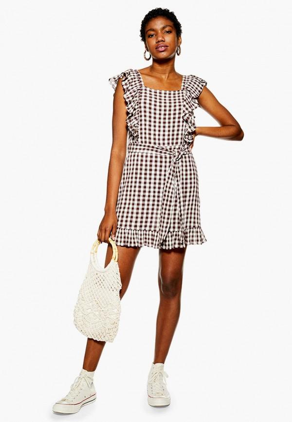 Платье Topshop Topshop TO029EWFOFI5 цена в Москве и Питере