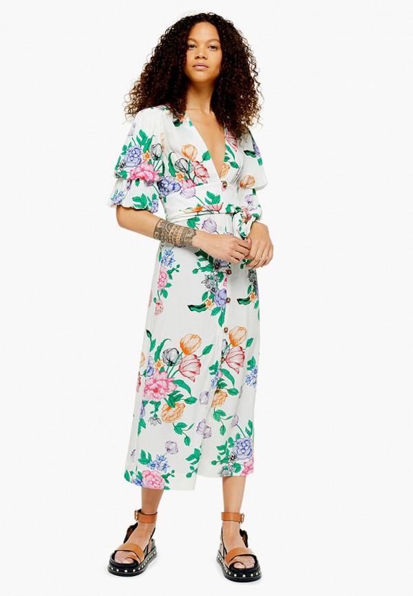Платье Topshop Topshop TO029EWFOFJ6 цена в Москве и Питере