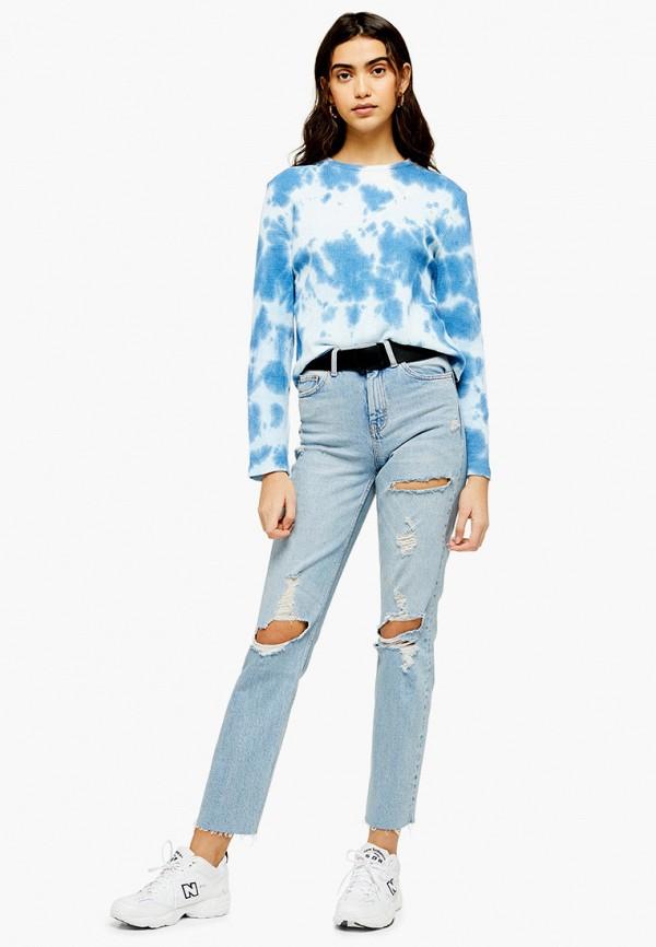 Фото - женские джинсы Topshop голубого цвета