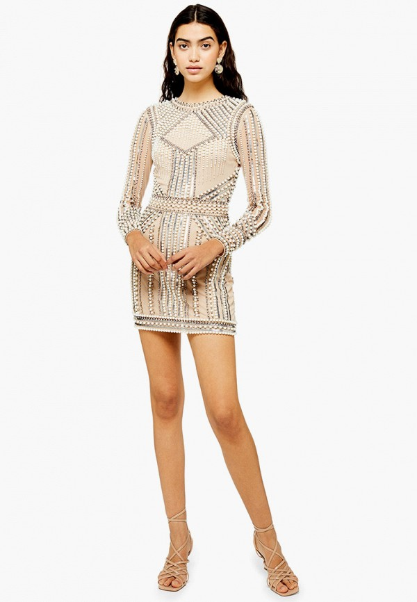Платье Topshop Topshop TO029EWFQHD9