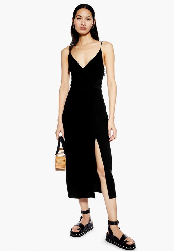 Платье Topshop Topshop TO029EWFQHE7 цена 2017