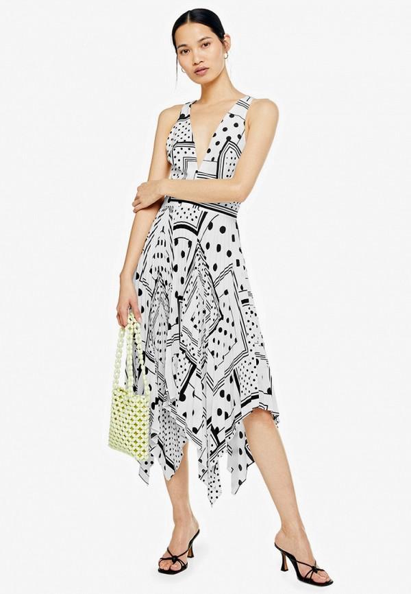 Платье Topshop Topshop TO029EWFSTV4 платье topshop topshop to029ewfstv4