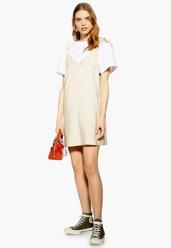 Платье Topshop Topshop TO029EWFSTV8 платье topshop topshop to029ewfstv4